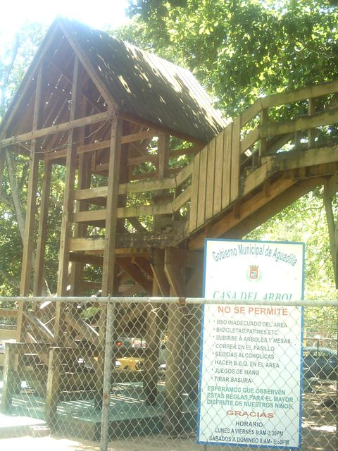 Aguadilla tree house